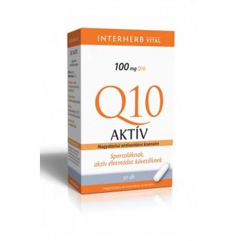 Q10 Aktív kapszula 100 mg 30db