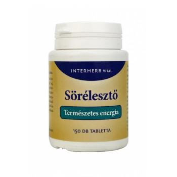 Sörélesztő tabletta 150db
