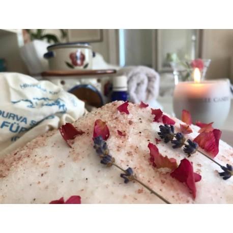 Relax lavender bath salt