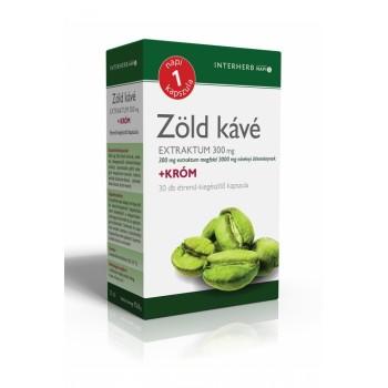 Zöld kávé Extraktum 300 mg...
