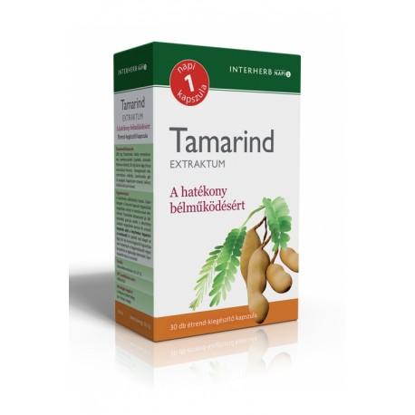 Tamarind Extraktum kapszula 300 mg 30db
