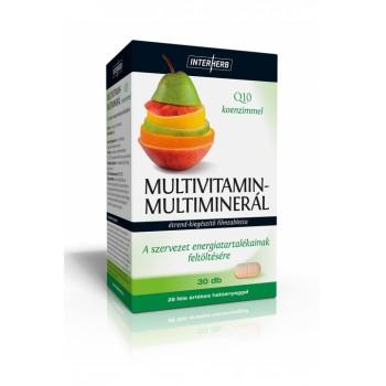 Multivitamin & Multiminerál...